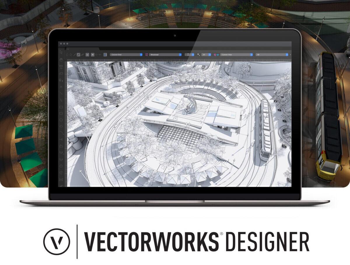 Vectorworks Designer 2021